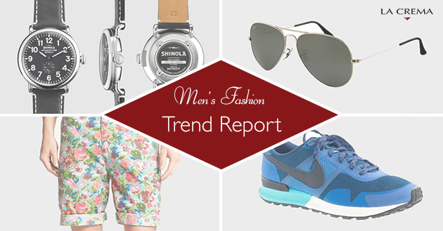 Top spring 2014 fashion trends