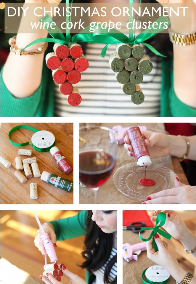 Grape Clusters For Crafts